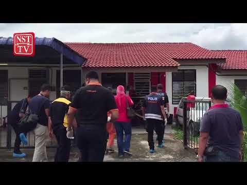 Suspek dipercayai gigit leher Nur Aina