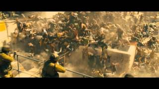 The World War Z - Origins - Behind the Scenes and making of