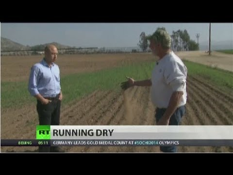California's Historic Drought Impacts All US