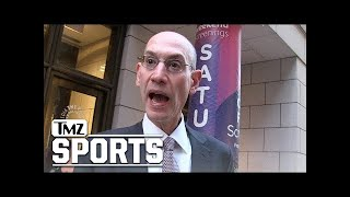 NBA Commissioner Adam Silver: Lonzo Ball's Game Trumps LaVar's Talk | TMZ Sports