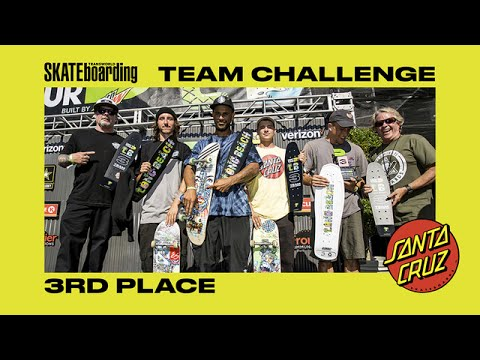 Best Of Santa Cruz Dew Tout Long Beach Team Challenge 2017