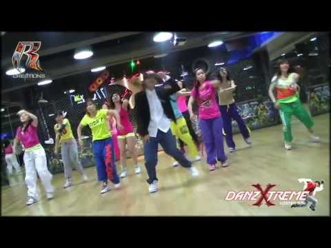 Right Here Right Now  Bluffmaster (Bollywood Funk Dance Class...