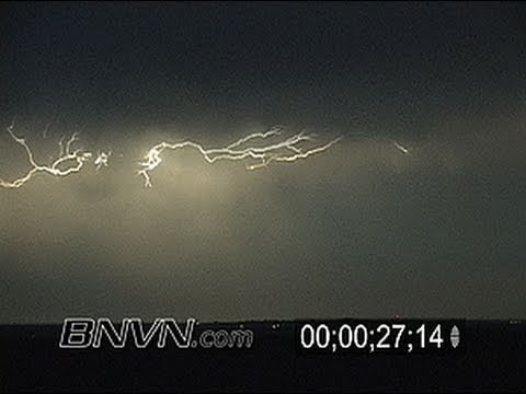 7/16/2006 Vivid Lightning video at dawn