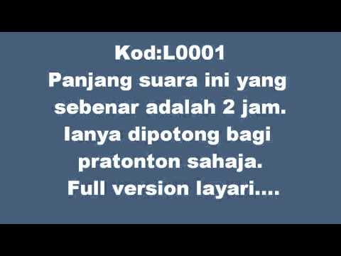 (l0001)suara Burung Walet(tongkat Ali) video