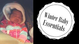 Winter Baby Essentials|2017