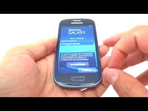 Como Formatar Samsung Galaxy S3 mini i8190    Hard Reset. Desbloquear. G-Tech