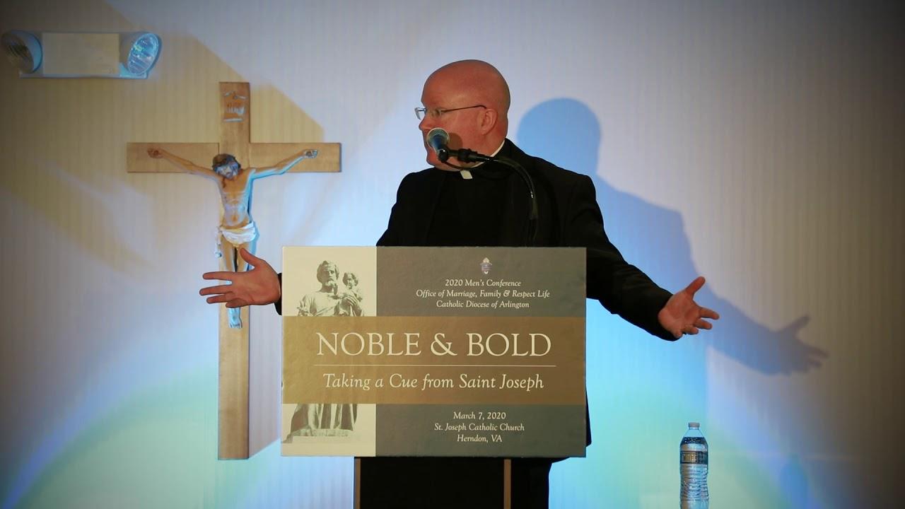 Father Landry - Talk 2