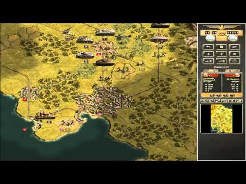 Let´s play Panzer Corps:  Volturno Linie (Grand Campaign West 42-43)