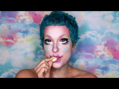 Valentine's Day Candy Heart Pixie Makeup Tutorial