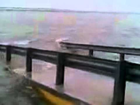 GB FREEPORT Airport after Hurricane Irene.mp4