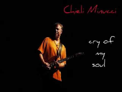 chieli minucci - cry of my soul