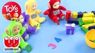 Learning Shapes And Numbers With Teletubbies | Toy Store