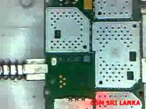 Easy Remove Keypad IC And SIM IC Make Video