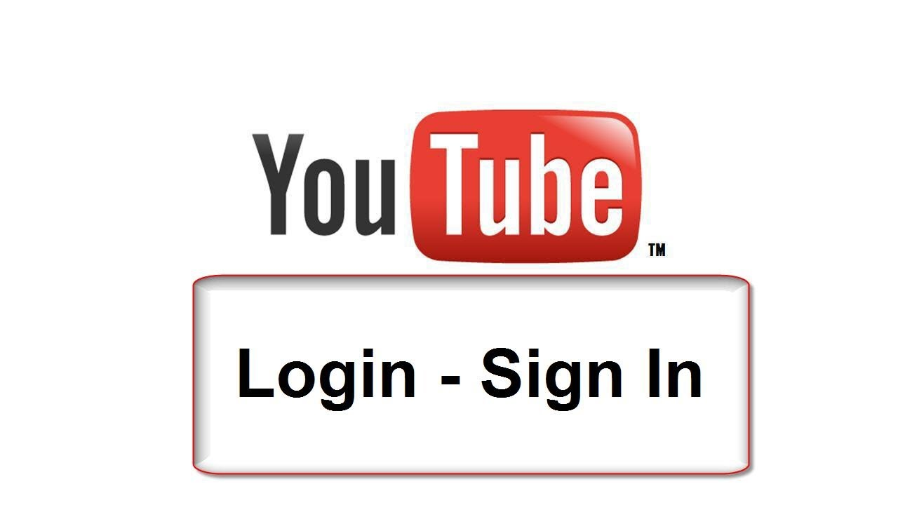 How to sign in Youtube - Login Free & Easy - YouTube