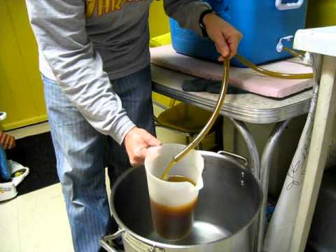High Gravity Brewing with Easy All-Grain Batch Sparge Method -Pt 1 of 2