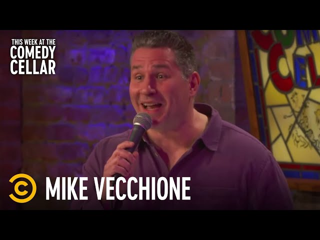 Apparently, You Can't Pretend You're a Cop - Mike Vecchione - This Week at the Comedy Cellar thumbnail