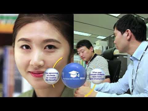 한국장학재단 홍보영상(영문)