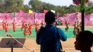 School children dance music Englanddj Dinesh dj ranjeet singh(1)