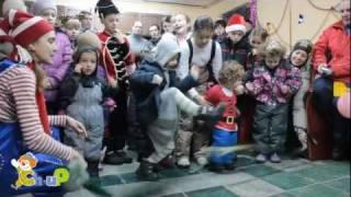 Кукольный спектакль (марионетки)