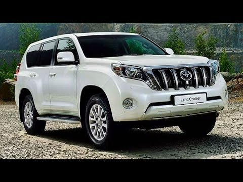 Toyota Land Cruiser Prado 2014 - Invincible
