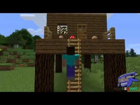 Minecraft Loquendo Ep.6 El nuevo vecino