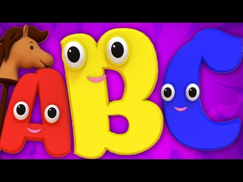 ABC Song | Alphabets Song | Nursery Rhymes Songs For Kids And Babies