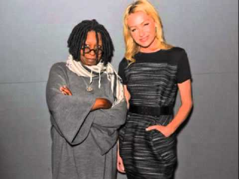 Portia De Rossi - Interviewed By Whoopi Goldberg (1/7)