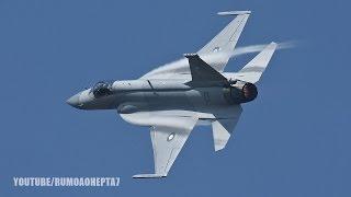 Pakistan-China JF-17B Fighter Jet Takes Maiden Test Flight