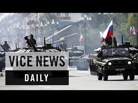 VICE News Daily: Russia's Largest Military Exercise of 2015