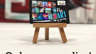 Painting with a Twist The Easiest Way to Gift Fun!