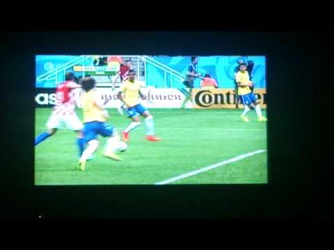 First goal   World Cup brazil   own goal marcelo