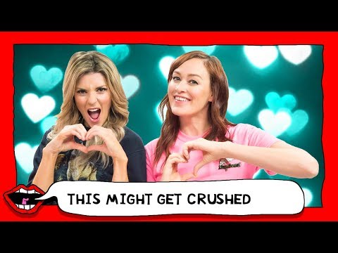 REVEALING OUR CELEBRITY CRUSHES with Grace Helbig & Mamrie Hart