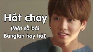 [BTS-My heart] Khi Bangtan cover, hát chay những bài hát của nghệ sĩ khác