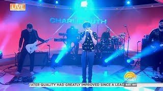 Download Lagu Charlie Puth - Done For Me - Today Show LIVE Gratis STAFABAND