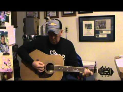 Vince Gill  Trying to get over you (cover)