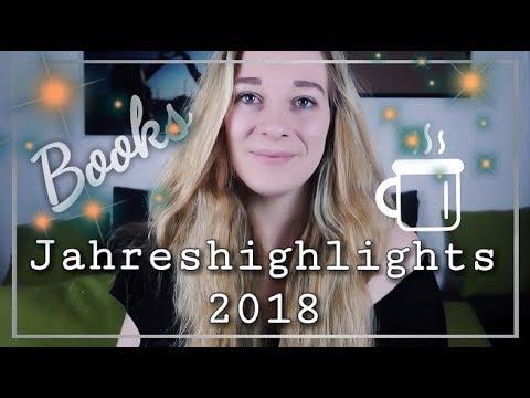 Meine Bücher-Jahreshighlights 2018