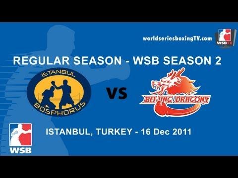 Istanbul vs. Beijing - Week 5 WSB Season 2