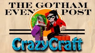 "Minecraft | Crazy Craft 2.0 - OreSpawn Modded Survival Ep 174 - ""MARVEL VILLAINS ATTACK"""