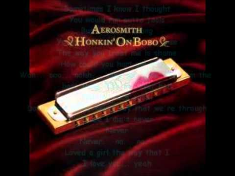 Aerosmith  - Never Loved A Girl (with lyrics)