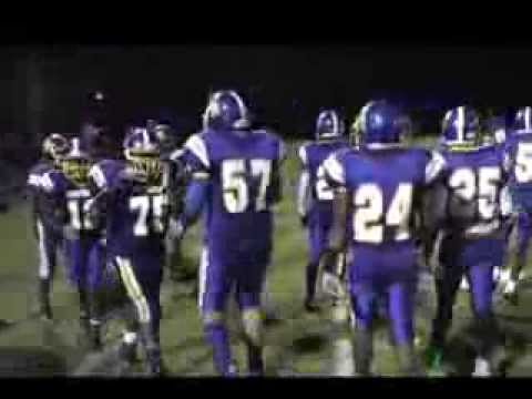 2013 South Robeson vs Red Springs High School Football