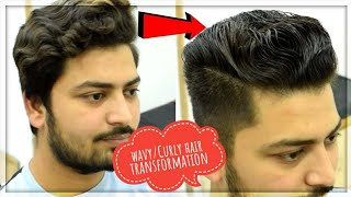 Best Men's Hairstyle For Wavy/Curly Hair ★ Haircut Hairstyle Trend 2018★TheRealMenShow★ #15