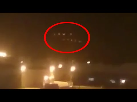 Return Of The Phoenix Lights? Scared Witness Freaks Out During UFO Sighting - Japan