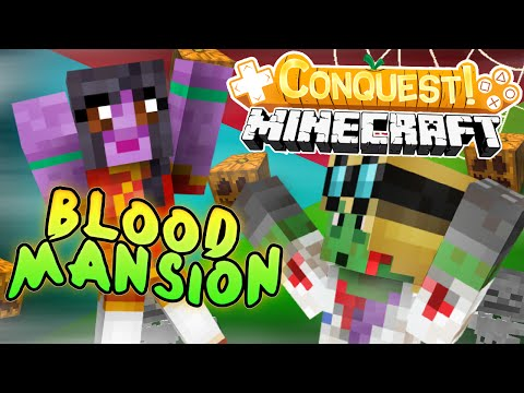 Minecraft Xbox One: Blood Mansion #2