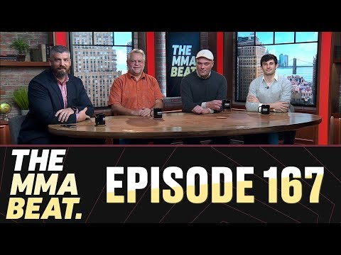 The MMA Beat Live -- October, 26, 2017