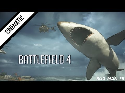 ► MEGALODON FOUND - Battlefield 4 Easter-Egg