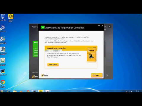 How to install free Norton Internet Security 2014 for 6 months