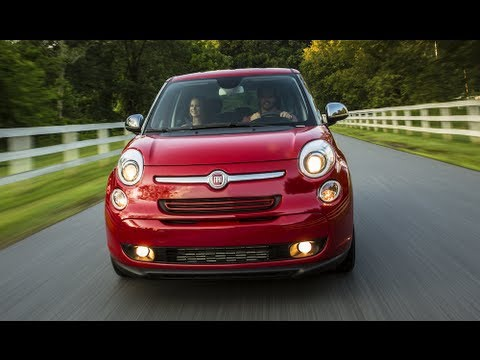 2014 FIAT 500L First Drive Review: The Cinquecento grows up