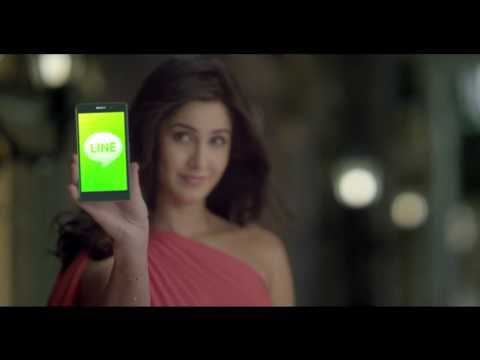 Line Stickers (katrina Kaif) video
