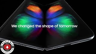 The coolest phone you will never buy - The Samsung Galaxy Fold