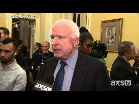 Would Sen John McCain Have Tried MMA
